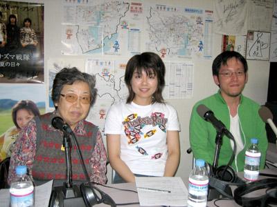 第5回ゲスト 6月5日から放送の第5回目のゲストは、高知福祉機器展実行委員会の吉野由美...
